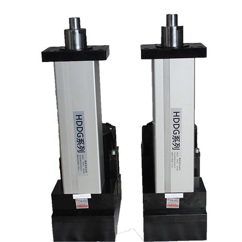 高精密級電動缸,重複定位精度0.01-0.003mm