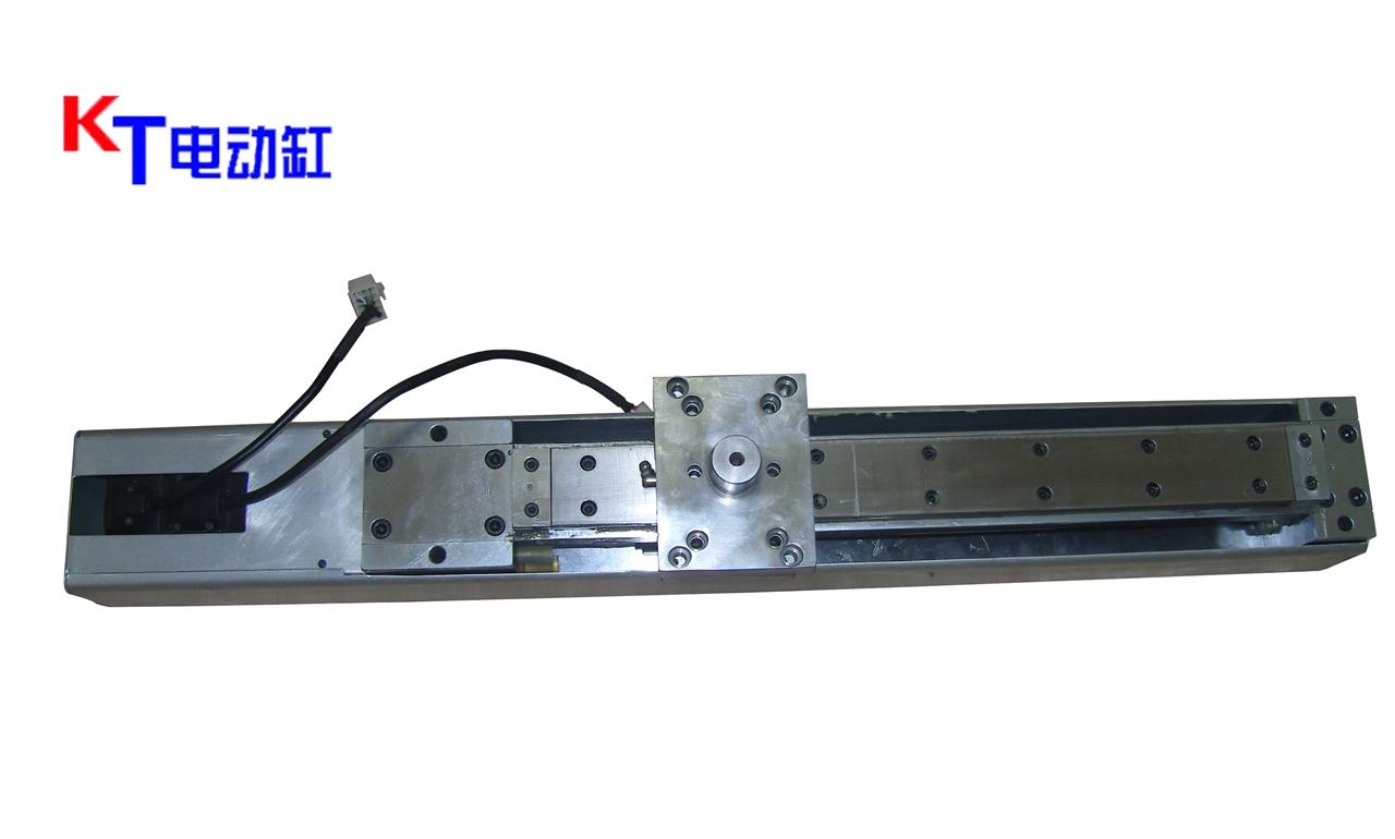 KT電動滑台—滑軌式