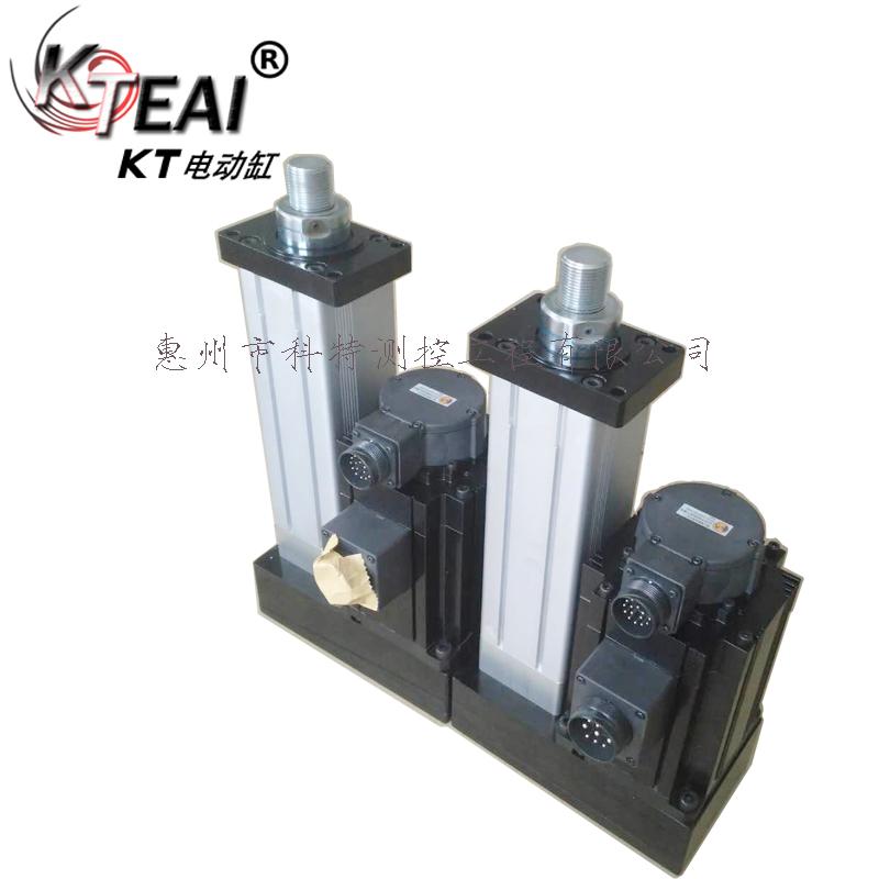 KT电缸大缸径大推力,15吨重载20吨重载电动缸