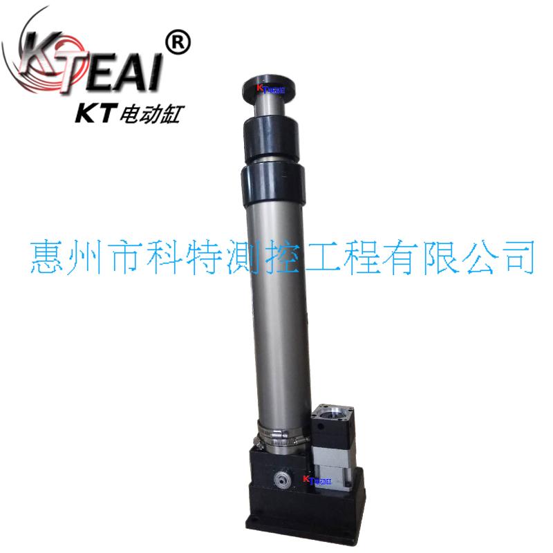 KT多節多級電動缸 手搖多節電動推杆 絲杆傳動