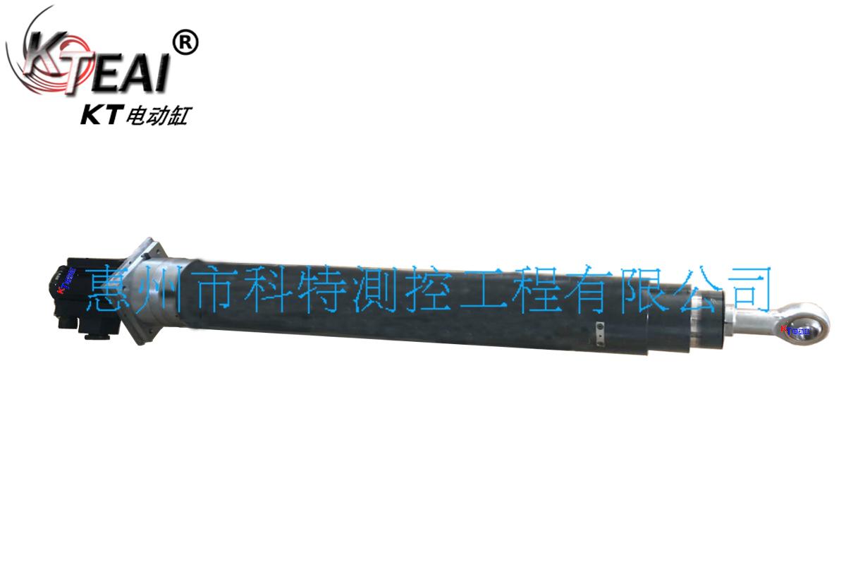 KT多節多級推杆 重載大推力 伺服多節電動缸